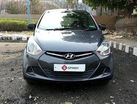 Used 2016 Hyundai Eon car at low price