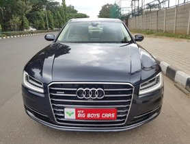 2015 Audi A8 for sale at low price