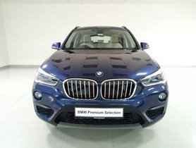Used 2017 BMW X1 car at low price