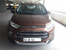 Ford EcoSport 2017 by owner