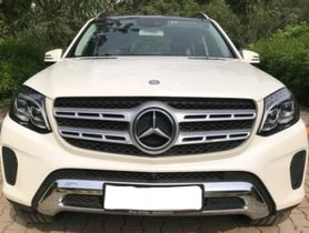 Mercedes-Benz GLS 350d 4MATIC by owner