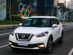 Nissan Kicks Spied Testing In India Prior To Next-Month Launch