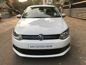 Used Volkswagen Vento 1.2 TSI Highline AT 2013 by owner in Mumbai