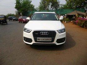 Used Audi Q3 2.0 TDI 2014 for sale
