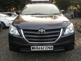 Toyota Innova 2.5 G (Diesel) 8 Seater BS IV 2015 for sale