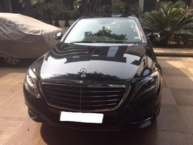 Mercedes Benz S Class 2014 in New Delhi