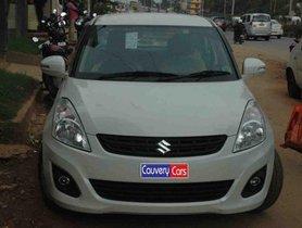 Good as new Maruti Suzuki Dzire 2015 in Bangalore