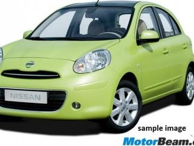 Used Nissan Micra 2011 car at low price