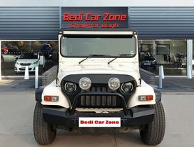 2016 Mahindra Thar for sale at low price