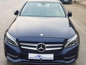 2015 Mercedes Benz C Class for sale
