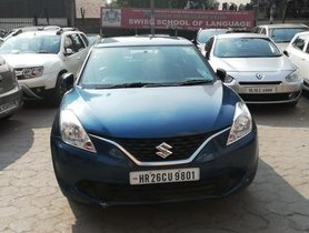 Maruti Suzuki Baleno 2016 for sale