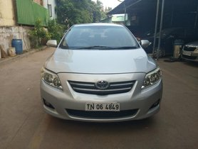 Toyota Corolla Altis G for sale