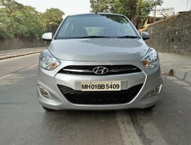 Used Hyundai i10 Asta Sunroof AT 2012 for sale