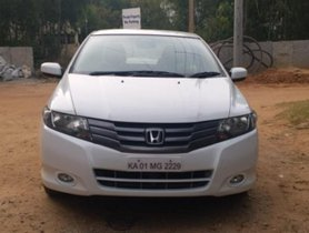 2010 Honda City for sale at low price