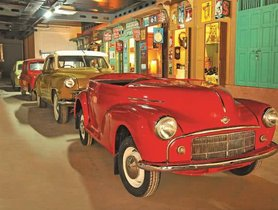 What Are Five Most Famous Vintage Car Museums in India?