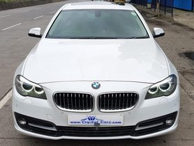 BMW 5 Series 520d Prestige Plus 2015 for sale at low price