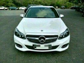 Mercedes-Benz E-Class E250 CDI Avantgarde 2015 for sale