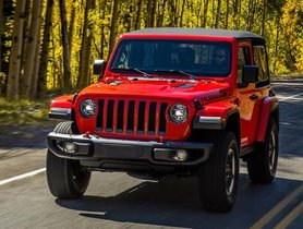 All-new Jeep Wrangler Scored 1 Star Rating In Euro NCAP Crash Test