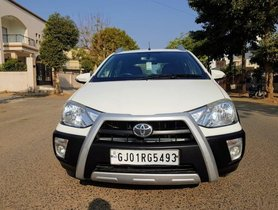 Toyota Etios Cross 1.4L VD 2014 for sale
