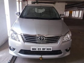 Used Toyota Innova 2012 for sale at low price