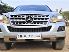 Mercedes Benz M Class ML 320 CDI 2009 for sale