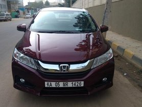 Used Honda City 1.5 V AT Sunroof 2015 for sale
