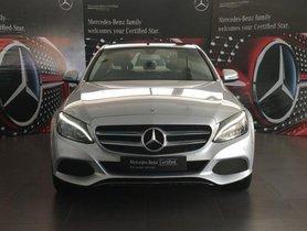 Mercedes-Benz C-Class C 200 CGI Avantgarde 2016 for sale