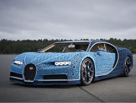 When A Bugatti Is Made Out Of Lego