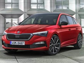 Skoda Might Launch The Hatchback Scala In India