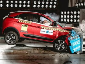 Tata Nexon Secures 5-star Safety Rating In Adult Occupancy Category