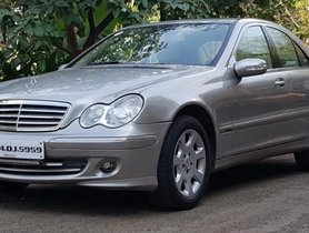 Mercedes Benz C Class 2007 for sale