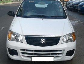 Used Maruti Suzuki Alto K10 2014 car at low price