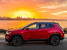 Jeep Compass Trailhawk Might Come In Diesel Only