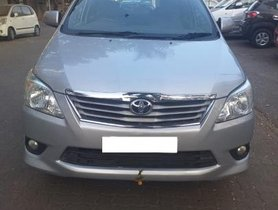 Used Toyota Innova 2.5 VX 8 STR BSIV 2012 for sale