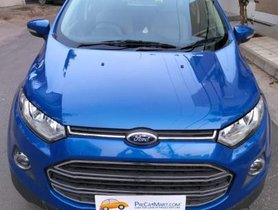 Used Ford EcoSport 1.5 Ti VCT MT Titanium 2014 for sale