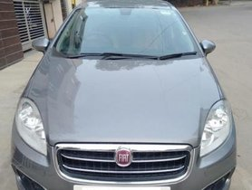 Used Fiat Linea 2014 car at low price