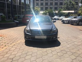 Mercedes Benz C Class C 220 CDI Avantgarde 2008 for sale