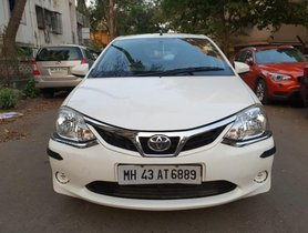 Toyota Platinum Etios 2015 for sale
