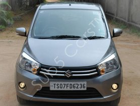 Used Maruti Suzuki Celerio 2016 car at low price
