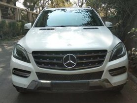 Used Mercedes Benz M Class 2013 for sale at low price