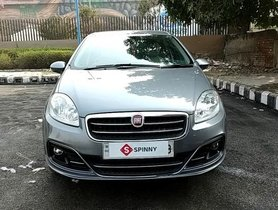 Used Fiat Linea 2015 car at low price