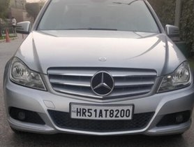 2012 Mercedes Benz C Class for sale at low price