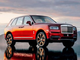 Things You May Not Know About The Rolls-Royce Cullinan