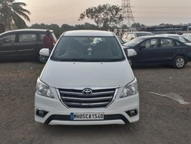 Toyota Innova 2.5 VX 8 STR BSIV 2014 for sale