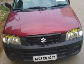 Used Maruti Suzuki Alto 2012 for sale at low price