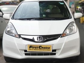 Honda Jazz Select Edition 2012 by owner