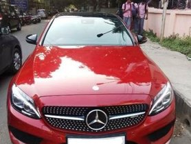 2018 Mercedes Benz C Class for sale at low price