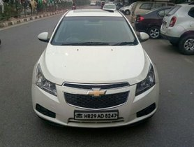Used Chevrolet Cruze 2012 car at low price