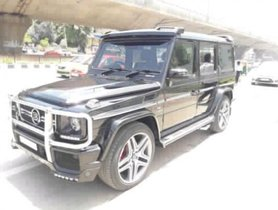 Mercedes Benz G 2011 for sale