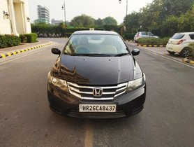 Honda City V AT Exclusive 2013 for sale
